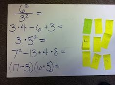 A blog about teaching middle school math from a teacher who hated math as a student.
