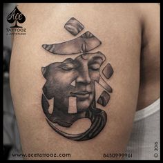 Lord Shiva has always been something that people & Artist both love to do & Done by #KshitijGurav at ACE Tattooz & Art Studio www.acetattooz.com #LordShivaTattoo #OmTattoo #Shiva #ArmTattoo #TattooForMen #TattooStudioMumbai #ReligiousTattoo #MumbaiArt  Facebook: www.facebook.com/AceTattooz/ Instagram: www.instagram.com/acetattooz/