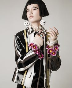 Xie Xie by William Lords for Models.com exclusive