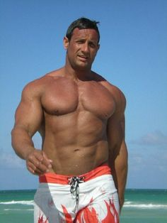 #fitnessover40 Not all #hot guys are 25 years old!  You can be a #fitnessmodel at any age!