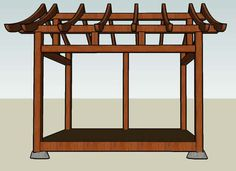 1000 Images About Pergolas And Gazebos On Pinterest