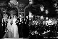 plaza hotel wedding : rosanna + brian