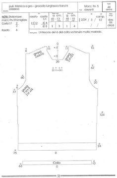 Tecnica moderna della maglieria - Vanda Midali - Picasa Web Album
