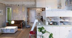 瑞典 10 坪收納公寓 - DECOmyplace