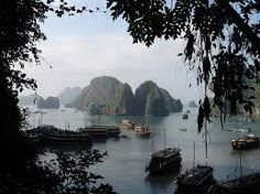 Halong Bay, Vietnam is the Second in position in nature Wonderful Places, Beautiful Places, Beautiful Vietnam, Ha Long Bay, Vietnam War, Asia Travel, Where To Go, Trekking, Places To See