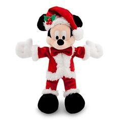 Disney Mickey Mouse Plush - Holiday - 7'' Disney https://smile.amazon.com/dp/B00GH98N3E/ref=cm_sw_r_pi_dp_x_RxkrybDNVVS4Q