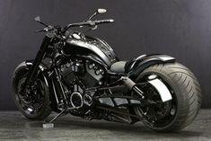 Men's Corner: Japanese BAD LAND Harley Davidson V-ROD 330