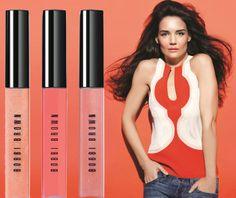 Bobbi Brown Nectar and Nude Spring 2014 Makeup Collection  #makeup