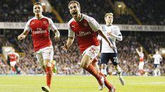 Hasil Pertandingan Tottenham Hotspur 1-2 Arsenal