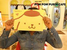 Pom Pom Purin Cafe T