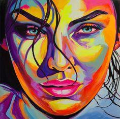 """""""Woman -- 010-16""""... #Art #Artiste"""