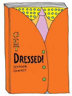 Pruebas para Get Dressed!. Seymour Chwast