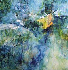 Aquarell-Mixed media - Watercolors