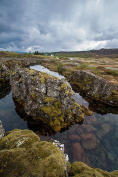 Þingvellir - Iceland (by Sergii Gulenok)