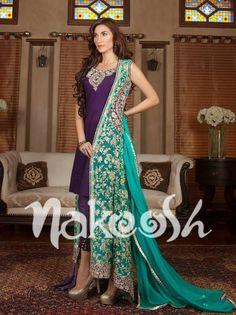 Nakoosh Summer Wear Dresses Collection 2015 for Women (1)