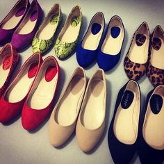 $8 ballet flats, YES sign us up now!