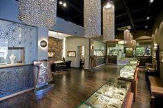 Nakkaş Jewelry Store by Zoom TPU  #interior #design #store #shop #jewelry