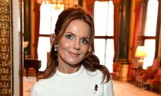 """HAPPY 48th BIRTHDAY to GERI HALLIWELL!!     8/6/20  Born Geraldine Estelle Halliwell, English singer, songwriter, author, actress, and philanthropist. She rose to prominence in the 1990s as Ginger Spice, a member of the pop girl group the Spice Girls. With over 85 million records sold worldwide, the group became the best-selling female group of all time. The phrase """"girl power"""", regularly uttered by all five members, was most closely associated with Halliwell."""
