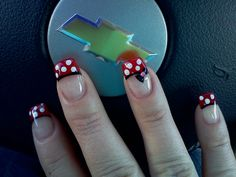 Disney nails   # Pinterest++ for iPad #