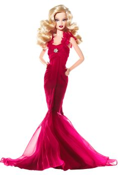 Designed by Robert Best, Go Red For Women Barbie® doll shows solidarity and support for this vibrant movement in an appropriately red dress, inviting women of all ages and walks of life to Go Red — in style!