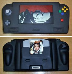 Portable N64... I Must Have This!