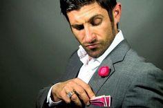 Interview with Aaron Marino   Modern Gentleman