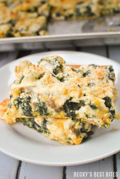 Chicken Spinach Mush