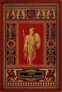 Sagen des Klassischen Altertums (Legends of Classical Antiquity). Description from pinterest.com. I searched for this on bing.com/images