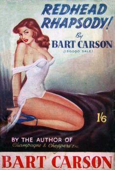 Redhead Rhapsody ca 1950