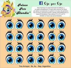Cartoon Faces Expressions, Doll Face Paint, Body Tutorial, Face Template, Eye Stickers, Cartoon Eyes, Pinterest Makeup, Ceramics Projects, Doll Eyes