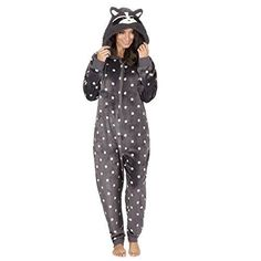 5e49064ed Duraplast Adult Sleepwear for Couples Winter Onesies Pajamas Costume ...