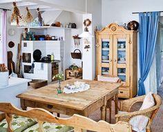 adelaparvu.com despre casa de artist, casa rustica Polonia, design interior Kinga Chromy (8)
