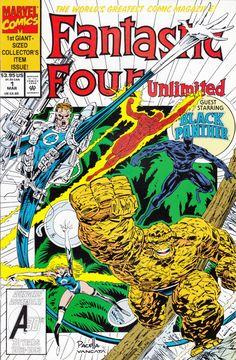 Title: Fantastic Four Unlimited | Year: 1993 | Publisher: Marvel | Number: 1 | Print: 1 | Type: Regular | TitleId: 5d05289d-f289-411d-b436-d6c9ff8e5110