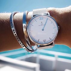 make your summer unforgettable with your mesh watch | kapten-son.com