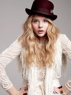 Chloe Moretz Sunday Times Photoshoot by Kayt Jones - HQ image gallery