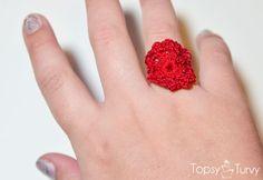 thread-crochet-ring-small by imtopsyturvy.com, via Flickr