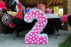 """Photo 1 of 24: Minnie Mouse / Birthday """"Raquel's 2nd Birthday"""" 