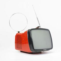 Richard Sapper and Marco Zanuso Algol television - Brionvega Italy, 1964