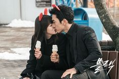 Black 블랙 Go Ara, Black Korean, Song Seung Heon, Korean Shows, Yoo Seung Ho, Kim Joon, Japanese Drama, Kpop, Diabolik Lovers