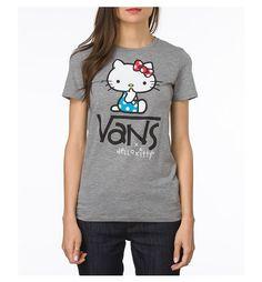 VANS/CLASSICS: HELLO KITTY