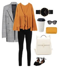 """""""Untitled #27"""" by rekaviktoria on Polyvore featuring Alexander Wang, Valextra, Michael Kors, Gucci and CLUSE"""