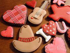 Cowboy Valentine (by Pixie's Treats)