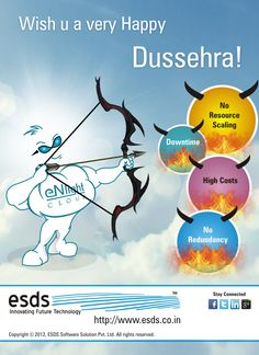Wish You a Very Happy Dussehra!!