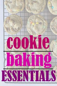 Cookie Baking Essent