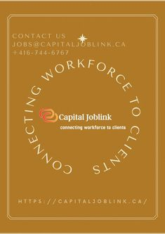 Capital Joblink can supply you top staffing services that helps agencies discover staffing . We will work carefully with you to craft the great solution for your needs. We have the pleasant job search internet site in Etobicoke and full-service personnel recruiting consultants with a huge presence around the city.