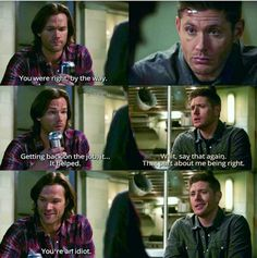 Supernatural 11x11 Into the Mystic