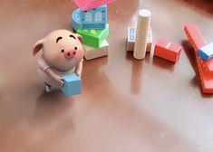 Pig Illustration, Illustrations, Pig Drawing, Little Pigs, Cute, Decor, Teacup Pigs, Piglets, Decoration
