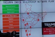 New Bikes In India: Triumph India to Enjoy 9 dealerships by concluding...  http://www.autoinfoz.com/india-Bikes-news/Triumph-Bikes-news/triumph_india_to_enjoy_9_dealerships_by_concluding_may_2014-375.html