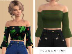 Reagan Top || Christopher067