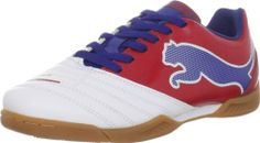 Puma Powercat 4.12 IT JR Soccer Cleat (Little Kid/Big Kid) Puma. $39.99